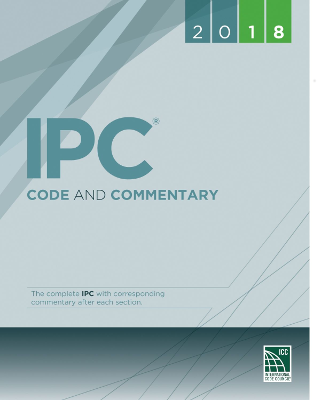 2018 International Plumbing Code (IPC) and Commentary