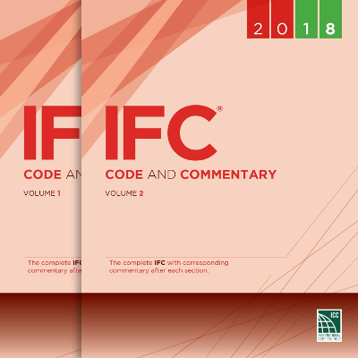2018 International Fire Code (IFC) and Commentary