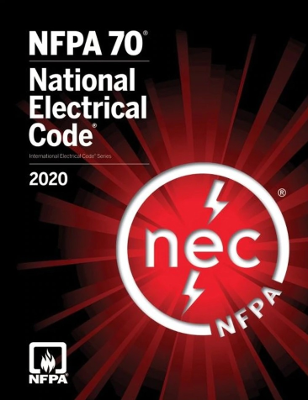 2020 NEC - National Electrical Code, Softcover